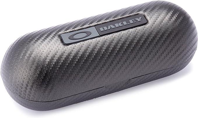 Oakley - Funda de fibra de carbono para gafas modelos A Wire, Canteen, Crosshair, Fives, Minute: Amazon.es: Libros