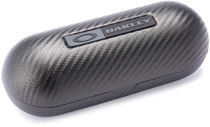 ea7fc014ff Image Unavailable. Image not available for. Colour  Oakley Carbon Fiber  Men s Storage Case Fashion Sunglass Accessories - Large