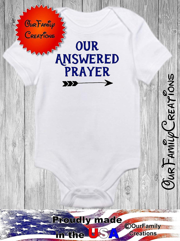 Answered Prayer Onesie