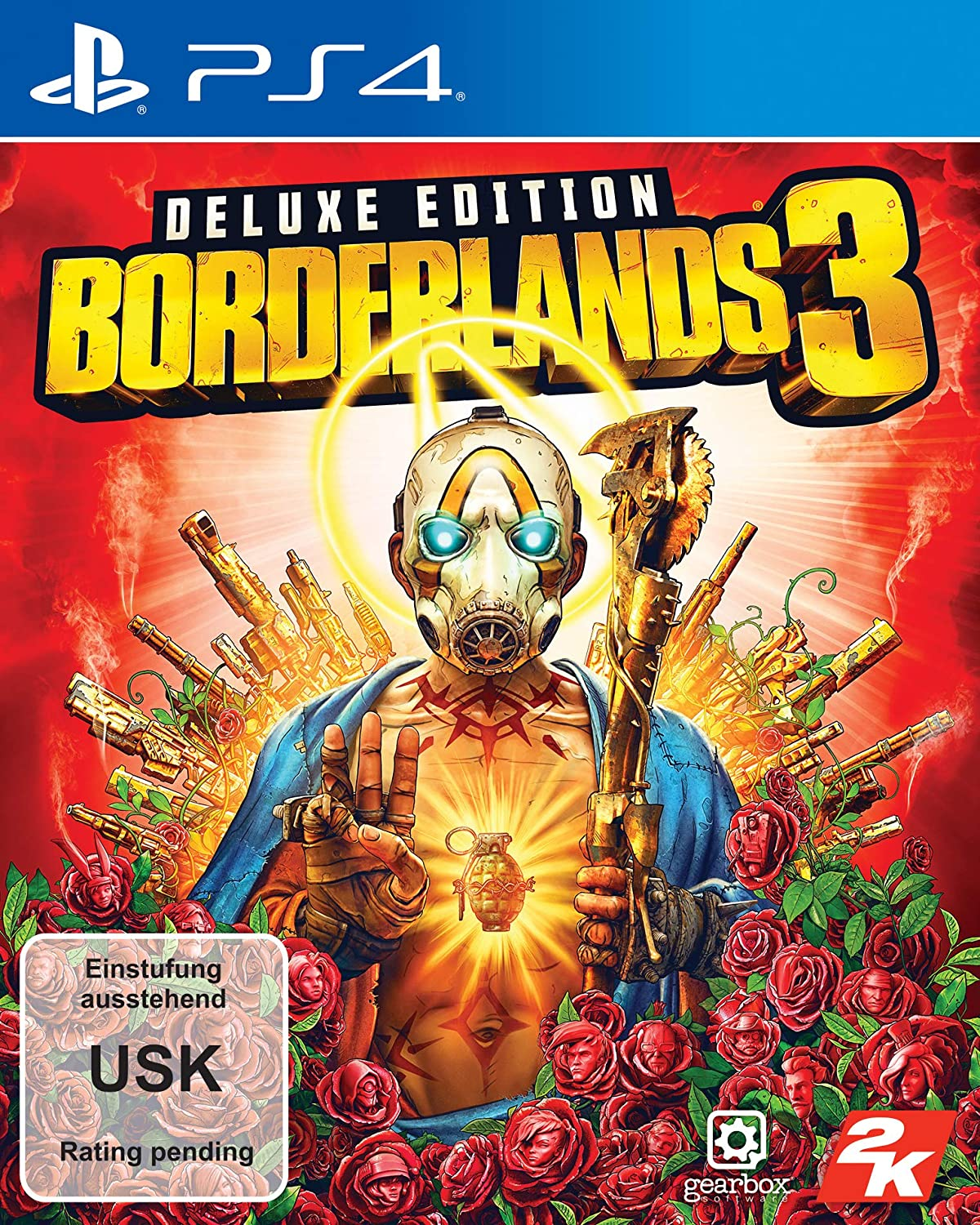 Borderlands 3 Deluxe Edition PS4
