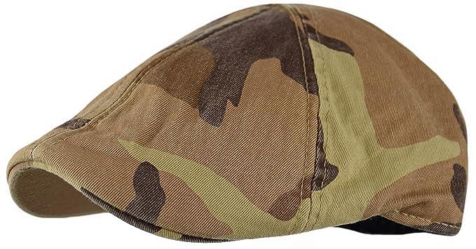 Men s Cotton Duck Bill Ivy Cap 01de77c62bc