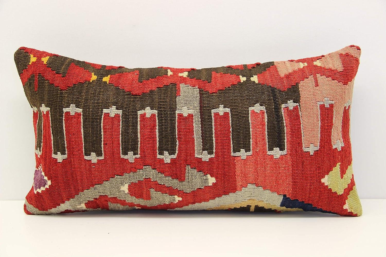 Awe Inspiring Amazon Com Throw Kilim Pillow Cover 10X20 Inch 25X50 Cm Inzonedesignstudio Interior Chair Design Inzonedesignstudiocom