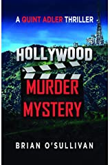 Hollywood Murder Mystery (Quint Adler Thrillers Book 3) Kindle Edition