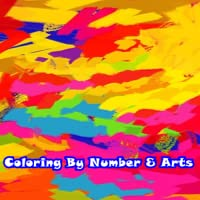 Happy Colors- Coloring By Numbers New