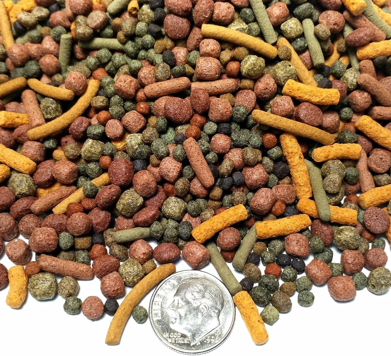 Aquatic Foods Inc. Gourmet Blend - Cichlid & Large Fish Blend. GB-450