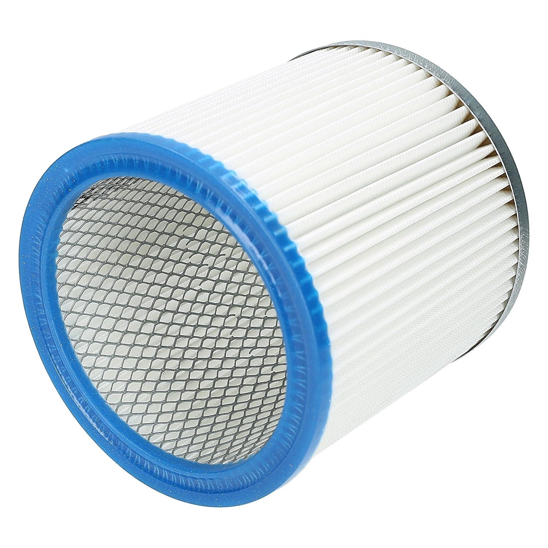 Wessper Cartouche filtrante pour aspirateur Aquavac Pro 240 Pour usage humide et sec