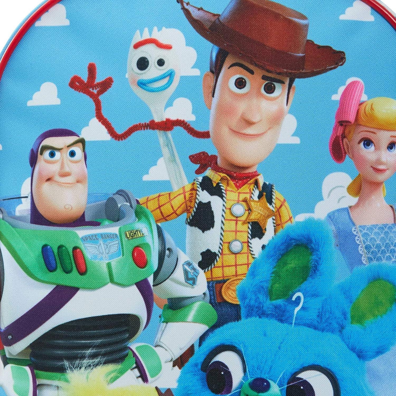 - MNCK8329 Bleu Buzz Drawstring Disney Toy Story Sac /à Dos avec Cordon de Serrage