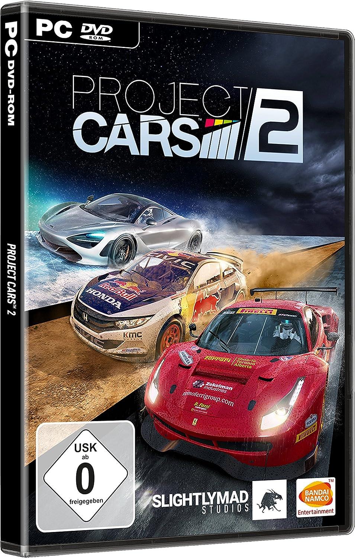 Project Cars 2 [Importación alemana]: Amazon.es: Videojuegos