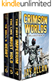 Crimson Worlds Collection II: Crimson Worlds Books 4-6 (Crimson Worlds Collections Book 2)