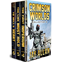 Crimson Worlds Collection II: Crimson Worlds Books 4-6 (Crimson Worlds Collections Book 2) (English Edition)