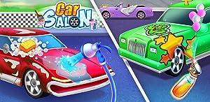 Car Salon - Kids Games by Macy Gone Crazy