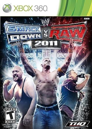 WWE Smackdown Vs Raw 2011 (Xbox 360) at amazon