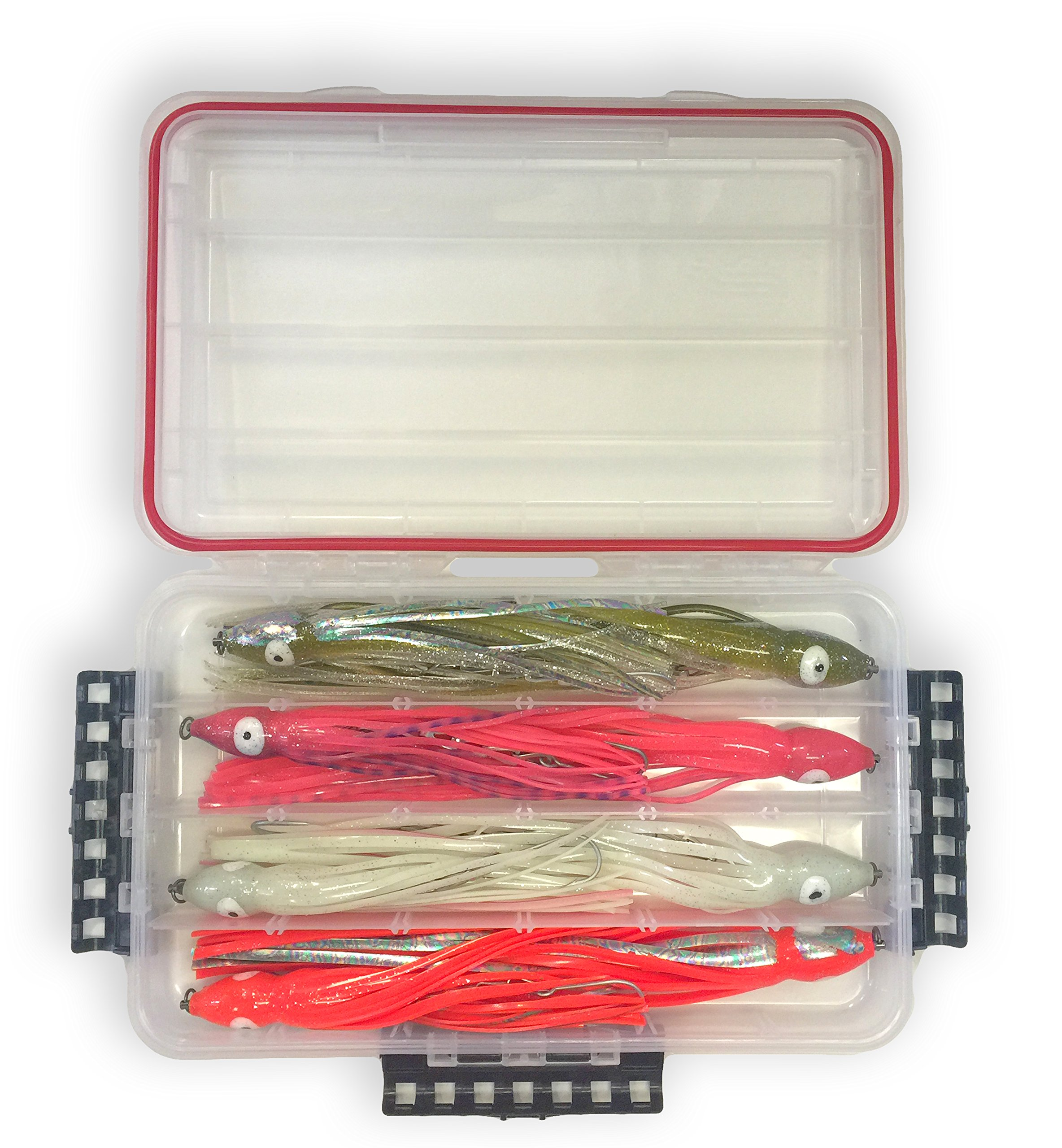 SI Perfect Trolling Squid Lure Kit by Standard Issue Tackle