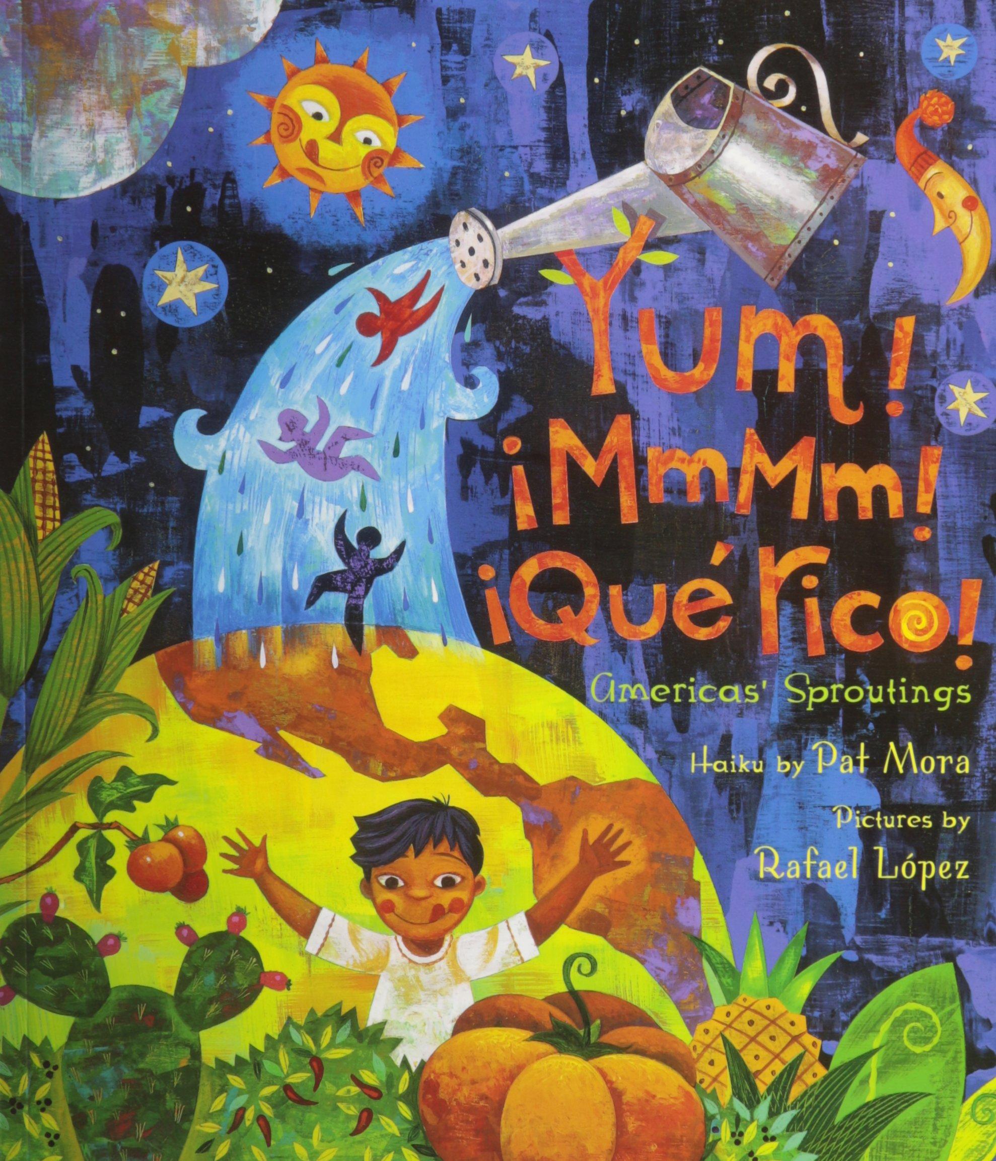 Download Yum! MMMM! Que Rico! (1 Paperback/1 CD): Americas' Sproutings pdf epub