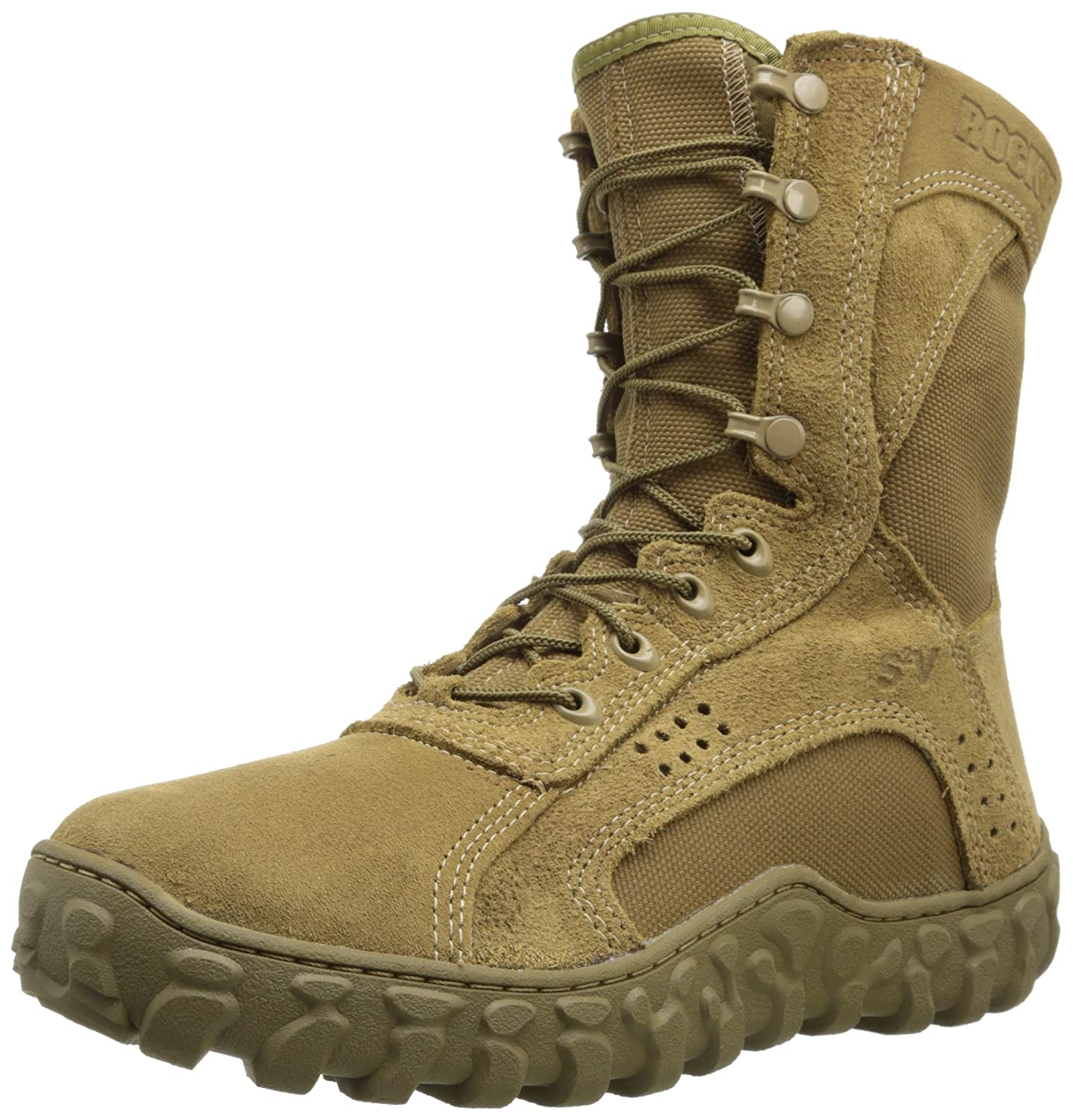 Coyote Brown Rocky Men's S2V Work