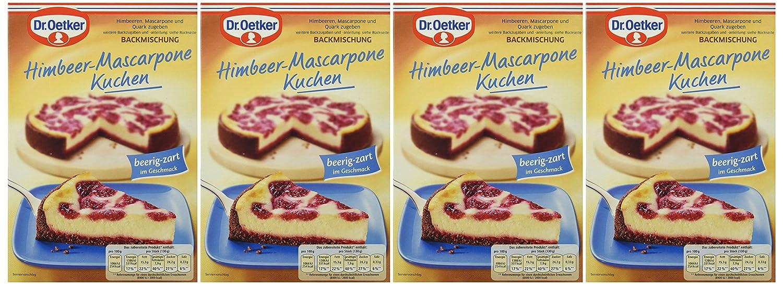 Himbeer mascarpone kuchen dr oetker