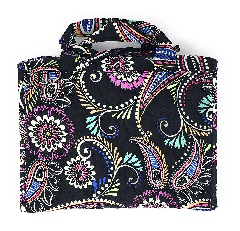 Amazon.com   Vera Bradley 4-Piece Cosmetic Organizer - Bandana Swirl ... da6a69aa96f20