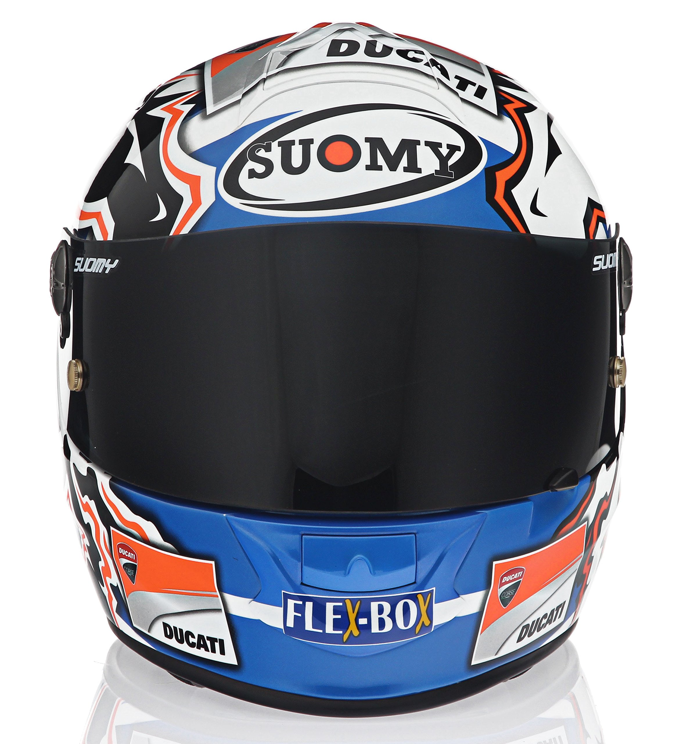 Suomy KTSR0033-MD SR Sport Helmet- DOVI GP DUC Medium by Suomy (Image #2)