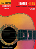 Hal Leonard Guitar Method,  - Complete Edition: Books 1, 2 and 3
