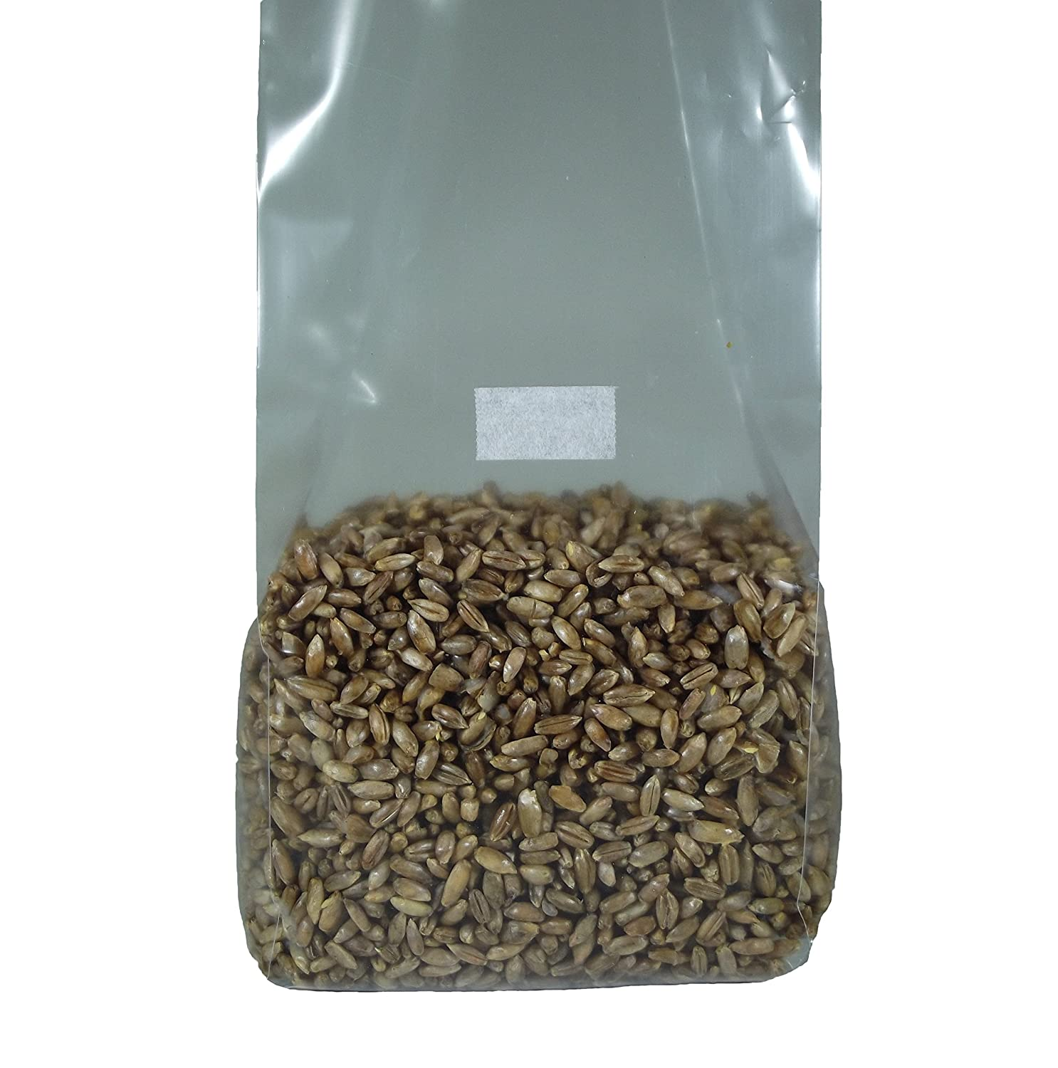 Sterilized Rye Berry Mushroom Spawn Substrate by Out Grow
