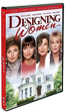 Amazoncom Designing Women Season 6 Dixie Carter Annie