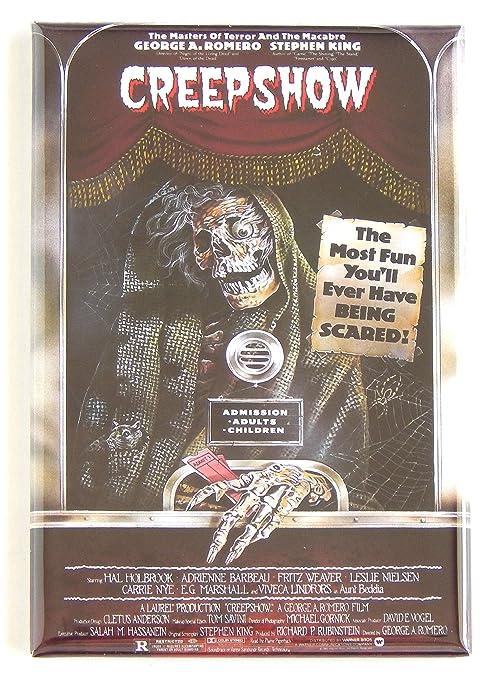 Creepshow Póster de película imán para nevera (2,5 x 3,5 cm ...