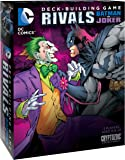 Rivals Batman vs The Joker Deck Building Game