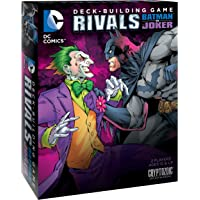 Cryptozoic Entertainment Rivals Batman vs The Joker Deck Building Game