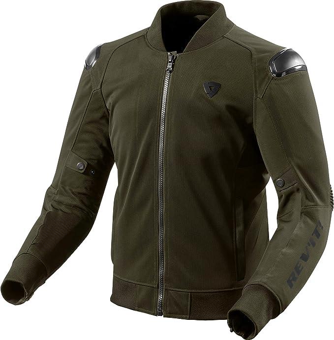 REV'IT! Veste Moto Traction Veste Textile, Hommes, Sportler, Toute l'année