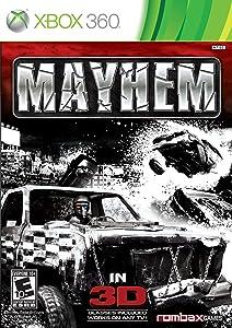 Mayhem 3D - Xbox 360