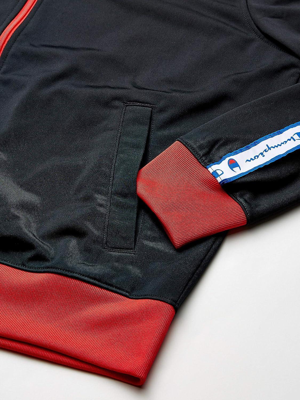 Champion LIFE Men's Track Jacket: Clothing