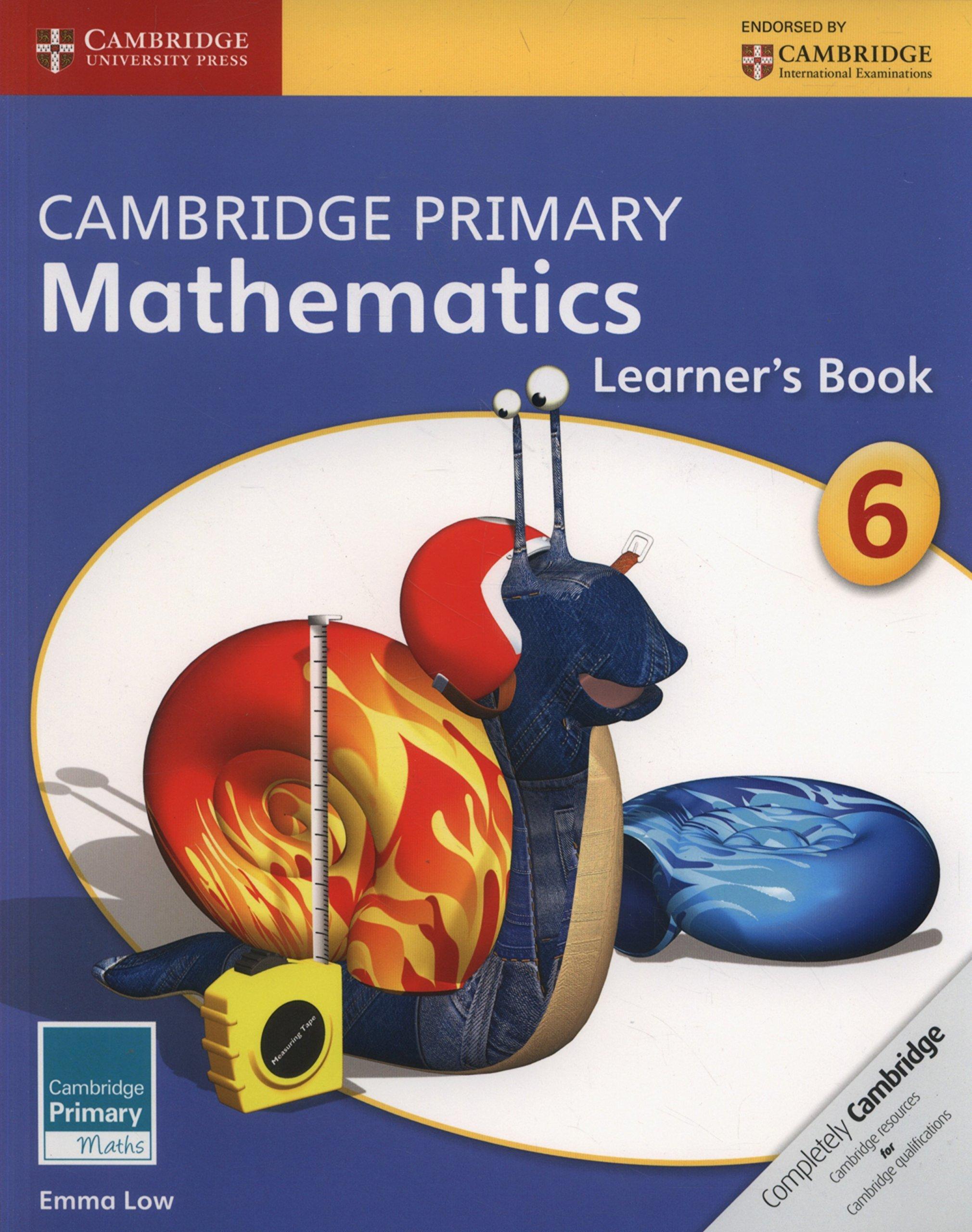 Cambridge Primary Mathematics Learners Book
