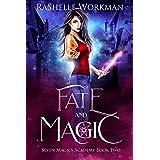 Fate and Magic: A Vampire Fairy Tale (Seven Magics Academy Book 2)