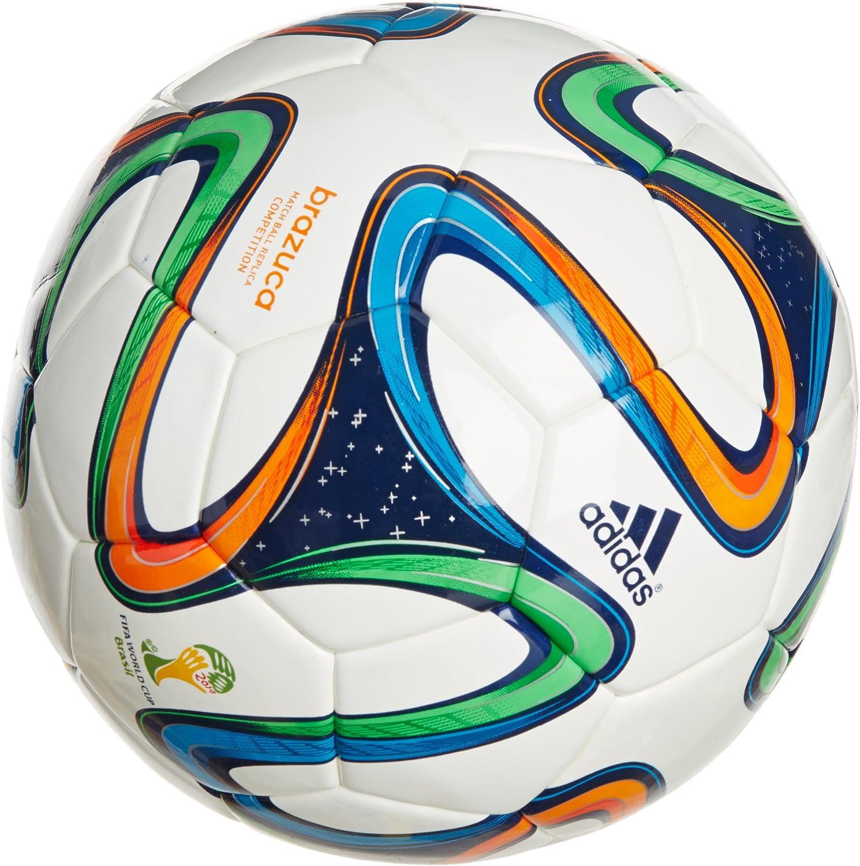 adidas Brazuca Competition - Balón de fútbol (tamaño 5), Color ...