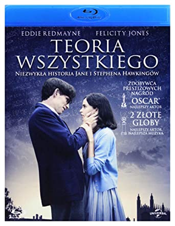 The Theory Of Everything Blu Ray Region Free English Audio English