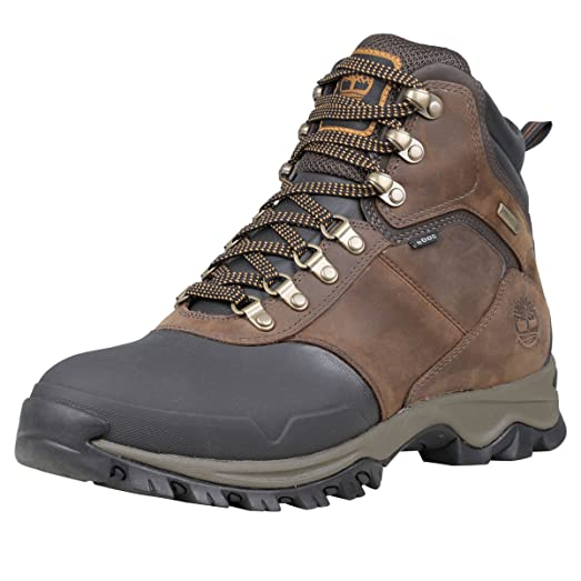 Timberland Mt. Maddsen 6in Waterproof Insulated Boot - Men's Dark Brown, ...