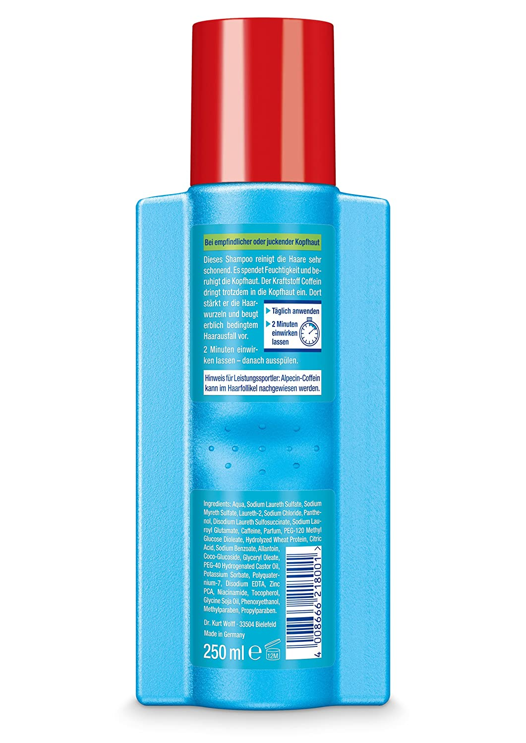 Buy Alpecin Hybrid Caffeine Shampoo Moisturises And Prevents Hair