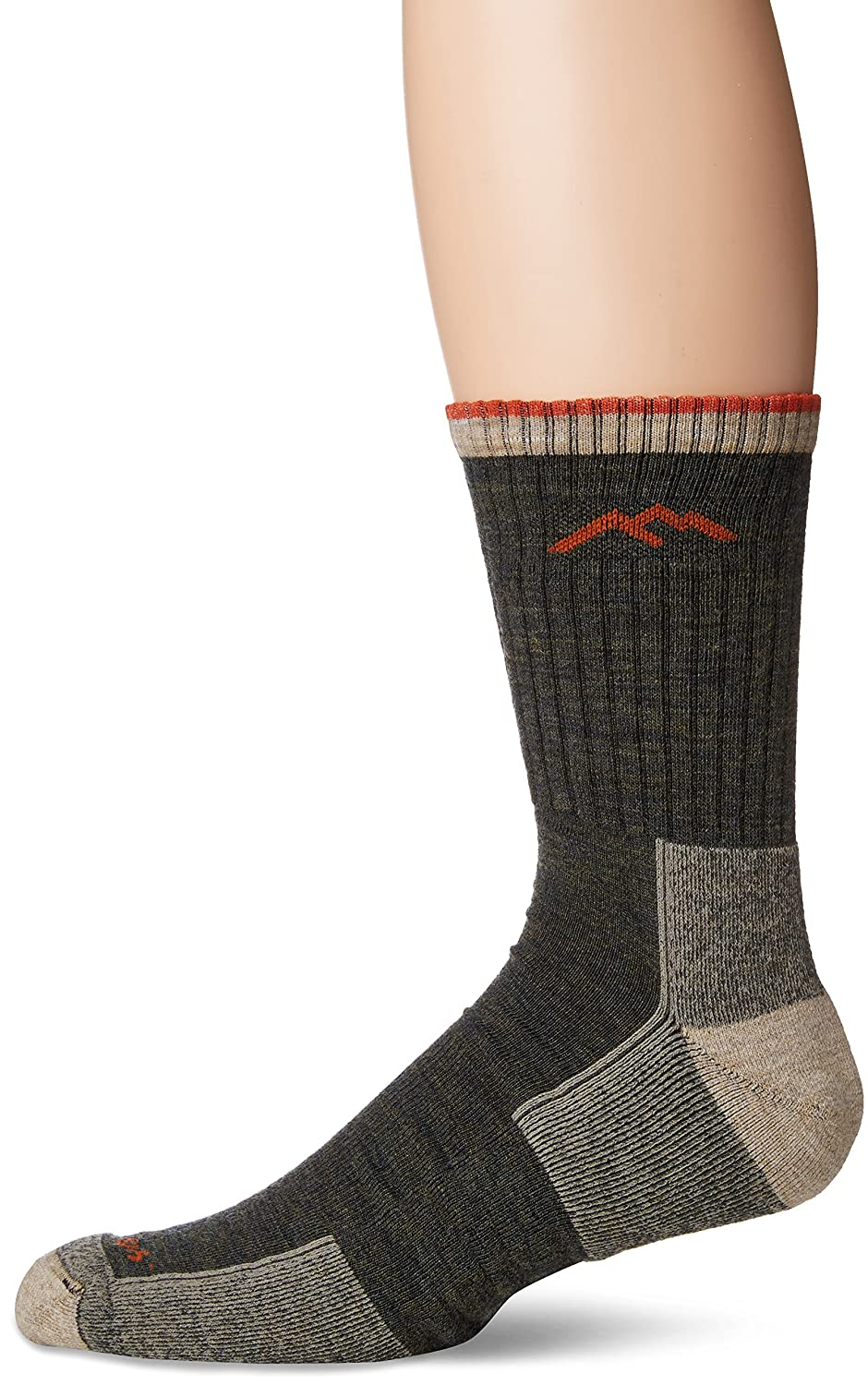 Darn Tough Hiker Micro Crew Cushion Socks - Men's Darn Tough Vermont 1466