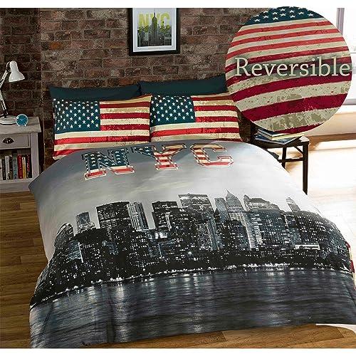 housse de couette vintage. Black Bedroom Furniture Sets. Home Design Ideas