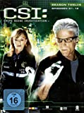CSI: Crime Scene Investigation - Season 12.1 [3 DVDs]