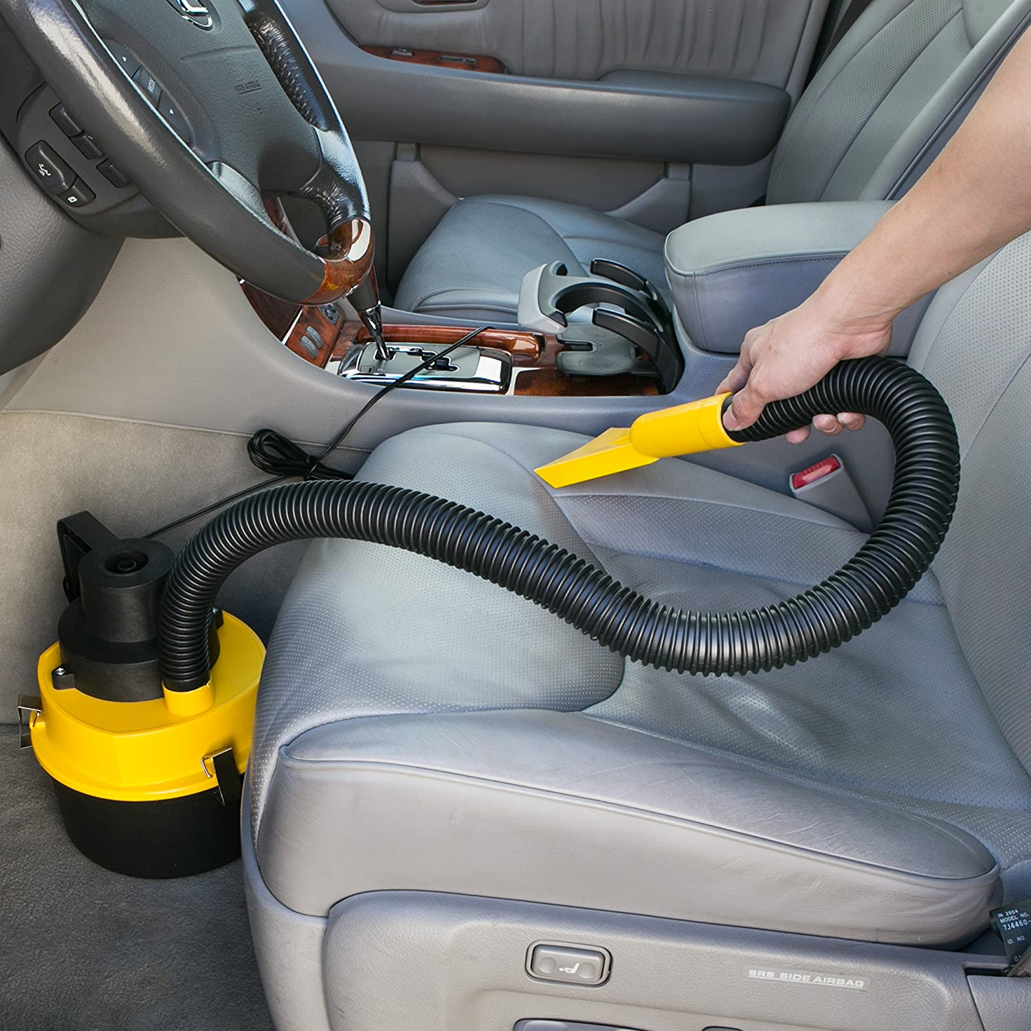 shop vac for bedbugs in the car