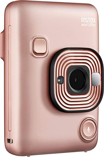 Fujifilm Fujifilm Mini LiPlay Camera (Blush Gold) product image 3
