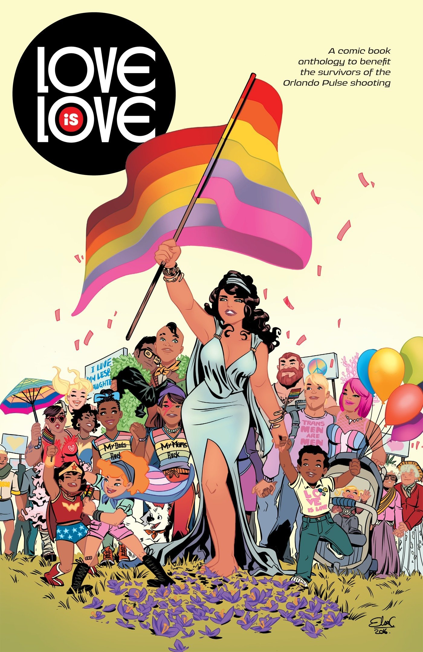 Image result for love is love anthology