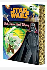 The Star Wars Little Golden Book Library (Star Wars) Hardcover