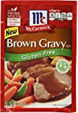 McCormick Gluten Free Brown Gravy Mix (4 Pack) .88 oz Packets