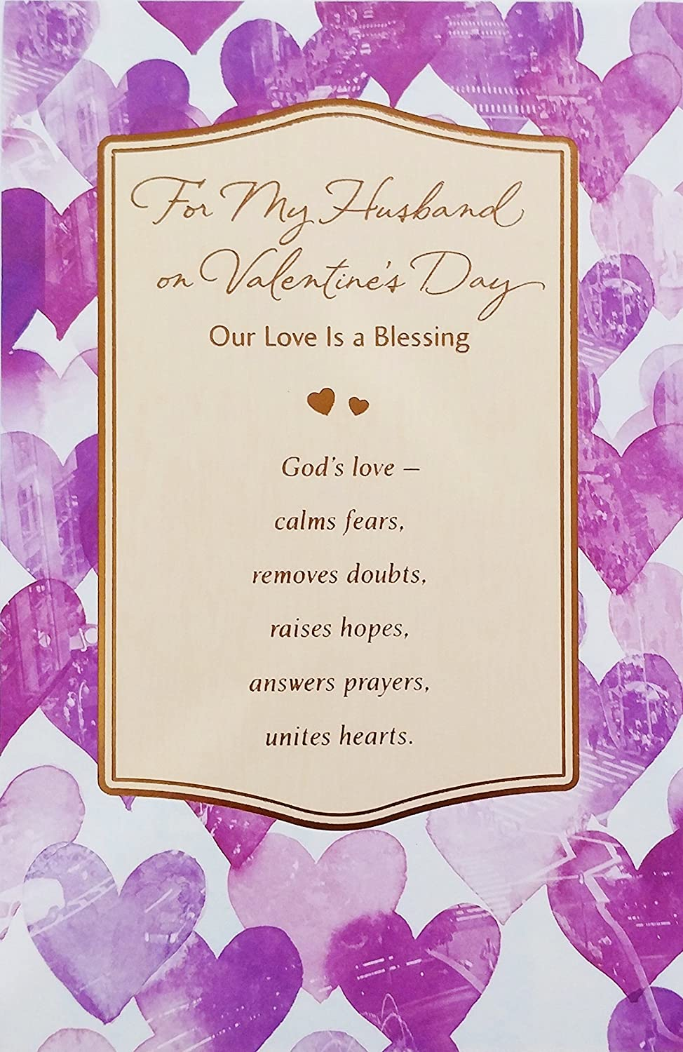 Amazon Our Love Is A Blessing Religious Happy Valentines