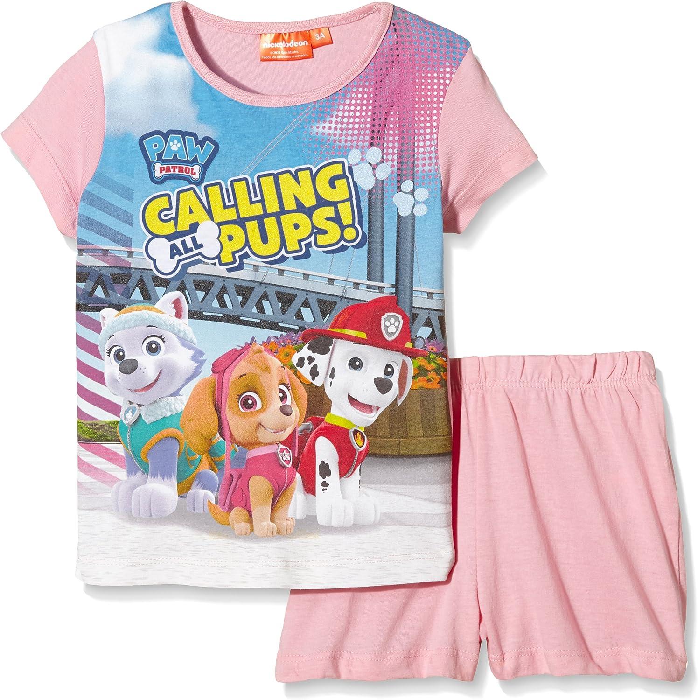 Nickelodeon Paw Patrol Pigiama Bambina
