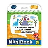 Magibook - J'apprends les couleurs les formes et les couleurs