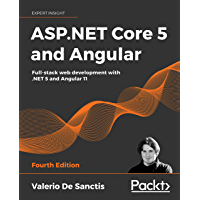 ASP.NET Core 5 and Angular: Full-stack web development with .NET 5 and Angular 11, 4th Edition