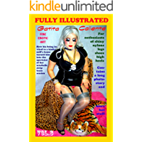 Gatita Caliente Vol.8: Fine Erotic Art (English Edition)